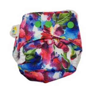 Otulacz MOS – Spring Blow – 4-11 kg – LITTLE BIRDS DIAPERS