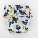 Otulacz MOS – Yes! What? No! – 4-11 kg – LITTLE BIRDS DIAPERS