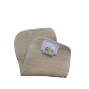 Long booster konopny 10×20 cm – LITTLE BIRDS DIAPERS