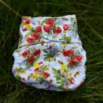Otulacz PUL MOS 4-11 kg – Sounds of Flowers – LITTLE BIRDS DIAPERS